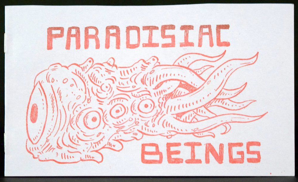 Paradisiac Beings  by  Adam Yeater .