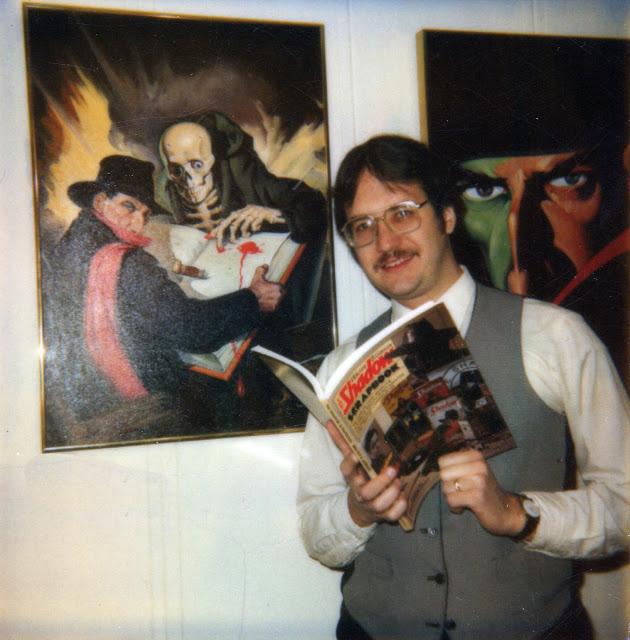 Anthony Tollin, circa 1994.