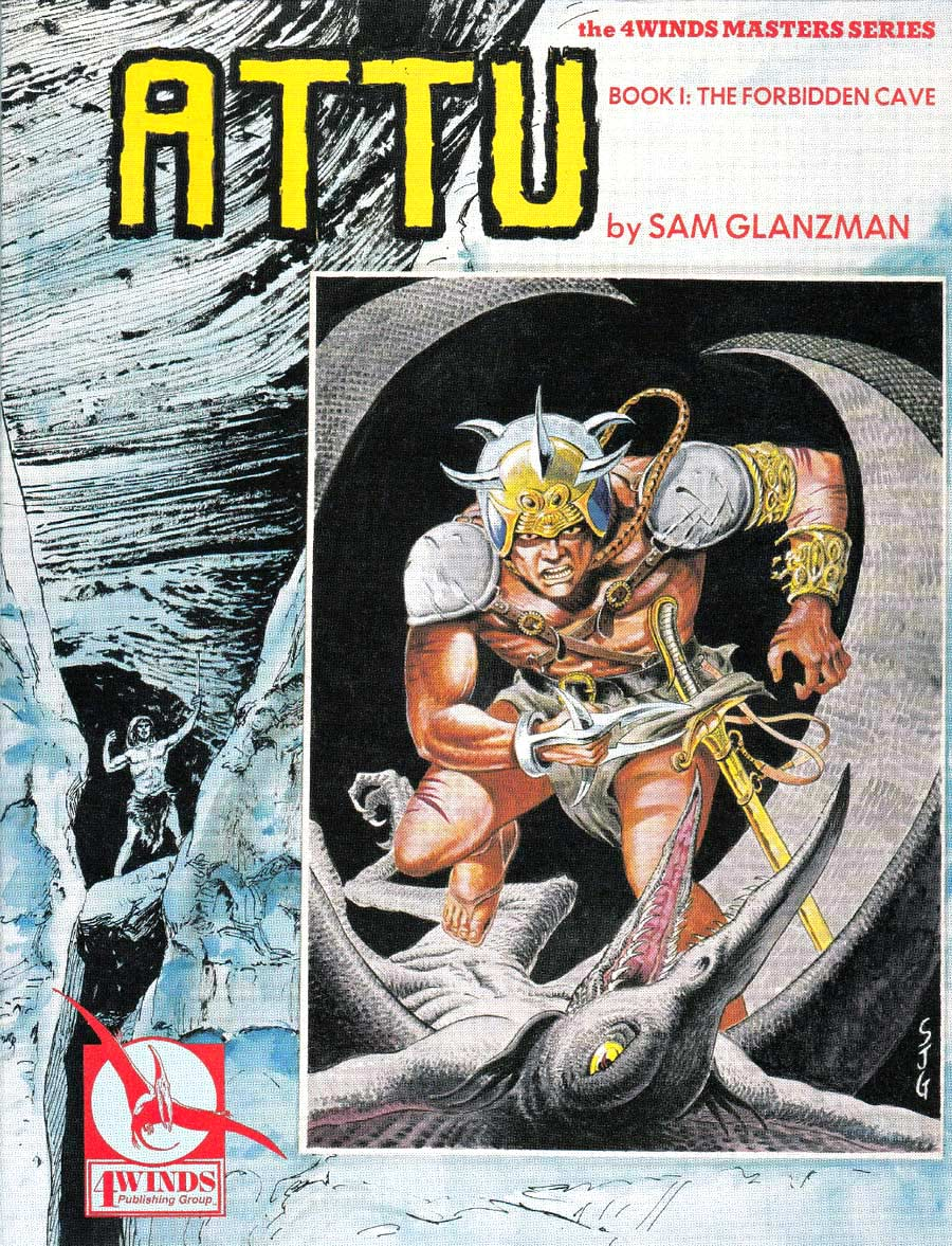 ATTU (1989) vol.1 by Sam Glanzman.