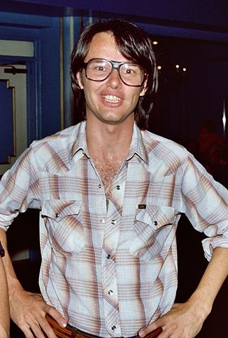 Mike Friedrich at the 1982 San Diego Comic Con.