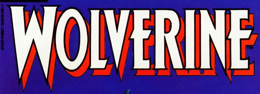 The  Wolverine  logo designed by Tom Orzechowski.