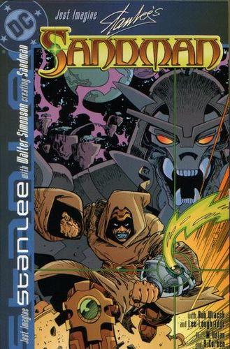 Just Imagine: Sandman (2002) #1, cover by Walt Simonson.
