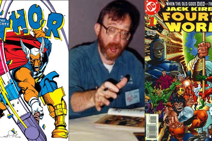 An Interview With Walt Simonson - Master of The Mighty Thor & Friend of The Fourth World   Written by Bryan Stroud