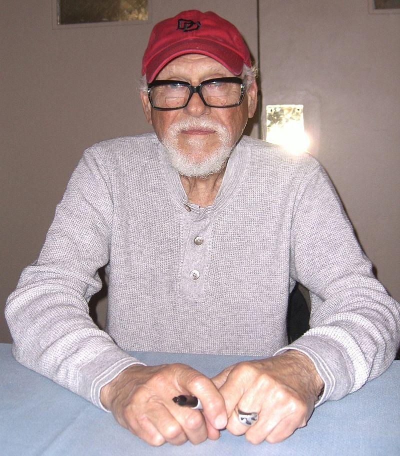 Gene Colan in 2009