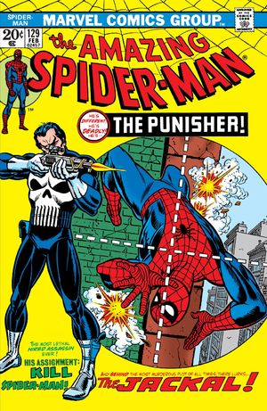 Amazing Spider-Man (1963) #129, written by Gerry Conway.