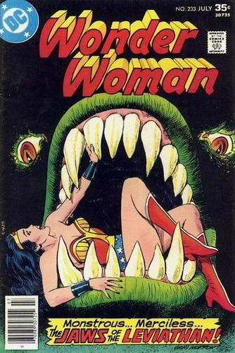 Wonder Woman (1942) #233, written by Gerry Conway.