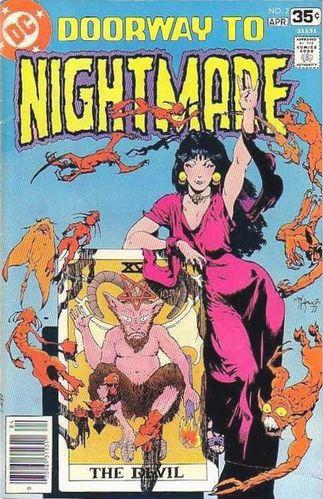 Doorway to Nightmare (1978) #2, written by Gerry Conway.