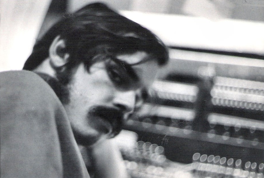 Guy H. Lillian III, ca.1971