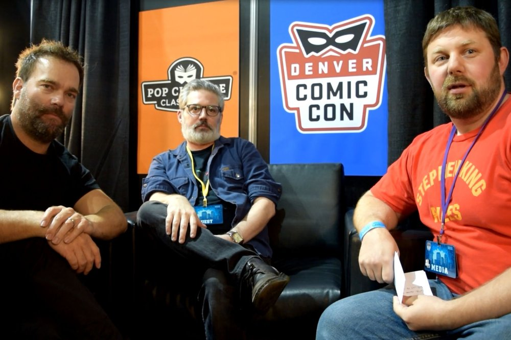 Wolfman's Got Nards! Andre Gower & Ryan Lambert at Denver Comic Con 2018   Written by Abrahm Akin