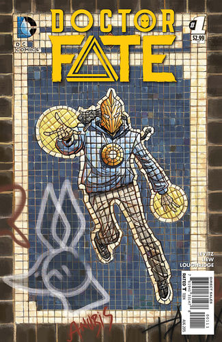 Doctor Fate (2015) #1, written by Paul Levitz.