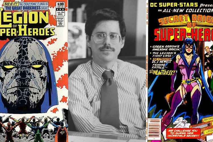 An Interview With Paul Levitz - A Name Synonymous With DC Comics   Written by Bryan Stroud