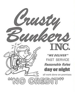 A Crusty Bunkers t-shirt design done by Larry Hama & Neal Adams.