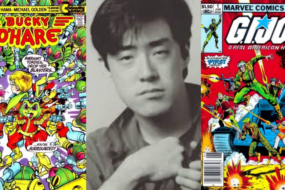 An Interview With Larry Hama - A Short Glimpse Into the Crusty Bunkers   Written by Bryan Stroud