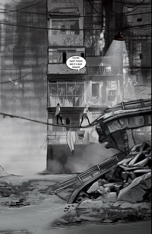 Lucid Dreaming (2018) #2 pg.13, by Rio Burton.