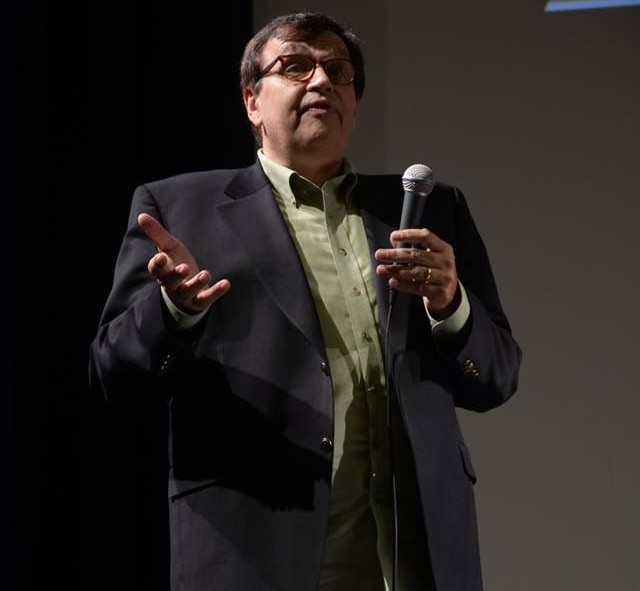 Steve Mitchell at in 2017.