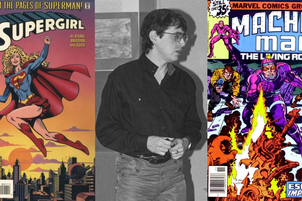 An Interview With Bob Wiacek - Inking Collaboration at Continuity   Written by Bryan Stroud
