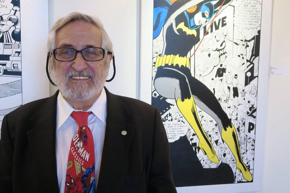 Jose Delbo in 2015.
