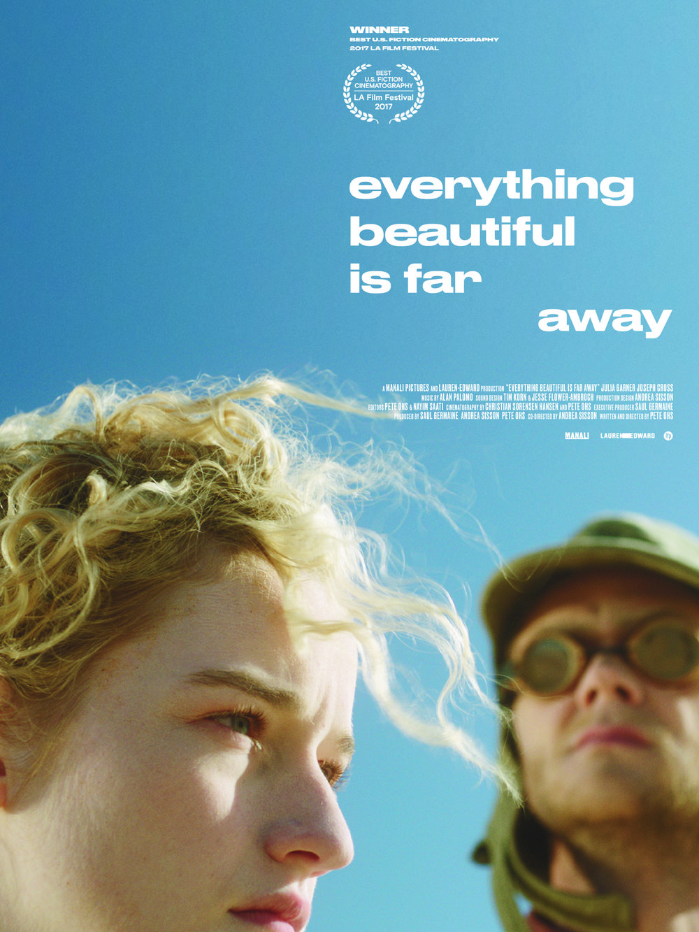 Poster for Everything Beautiful Is Far Away