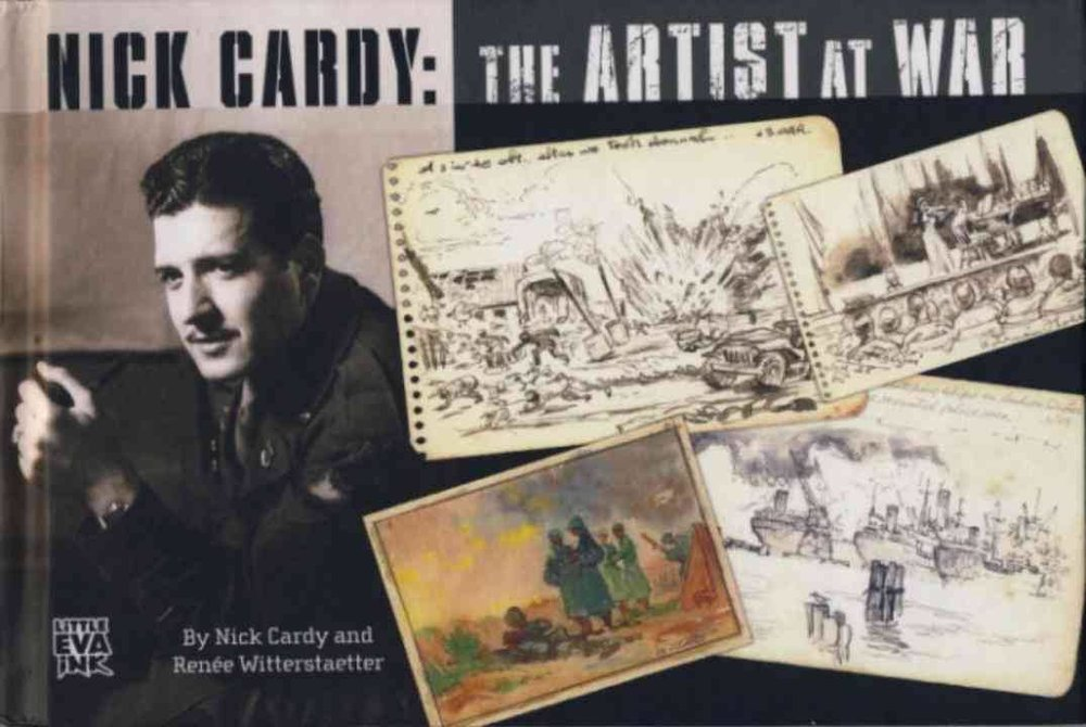 Nick Cardy_ The Artist At War (2011)
