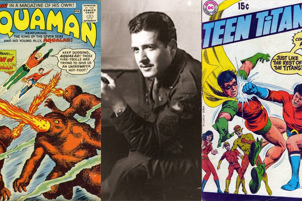 An Interview With Nick Cardy - A Prolific Cover Artist for DC's Silver Age   Written by Bryan Stroud