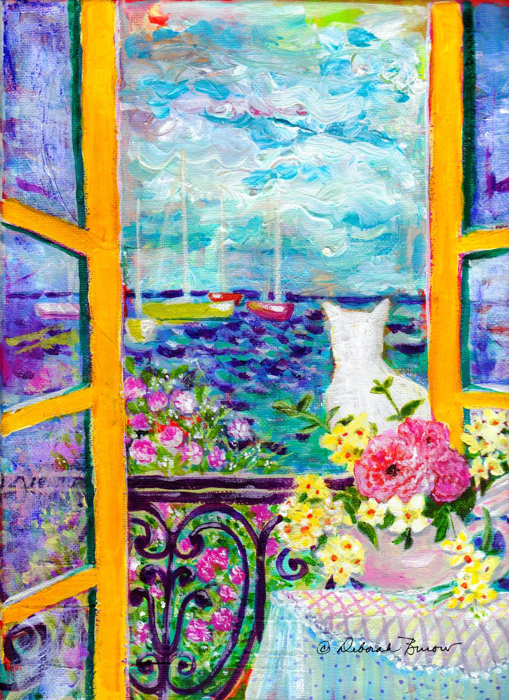 Open Window - Colours