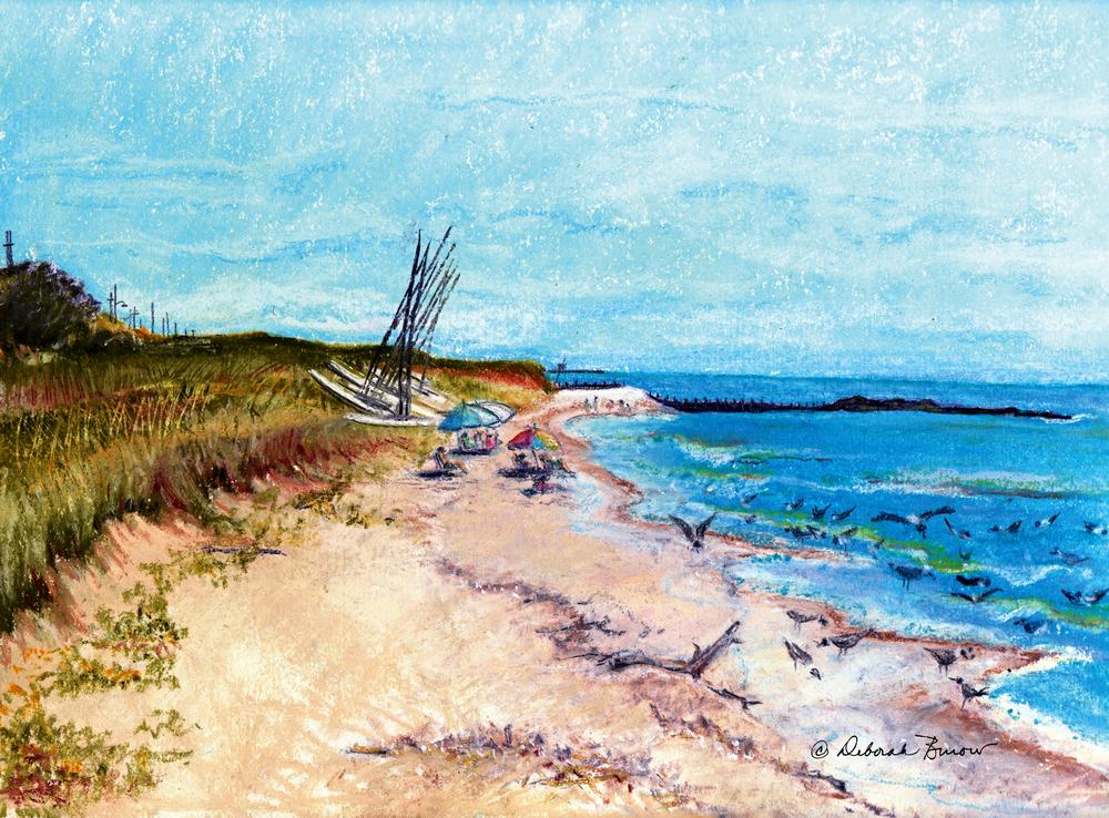 Steep Beach