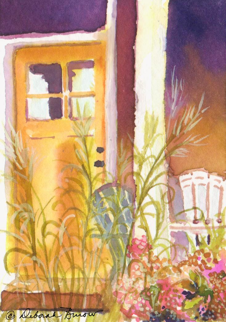 The Door Step Porch