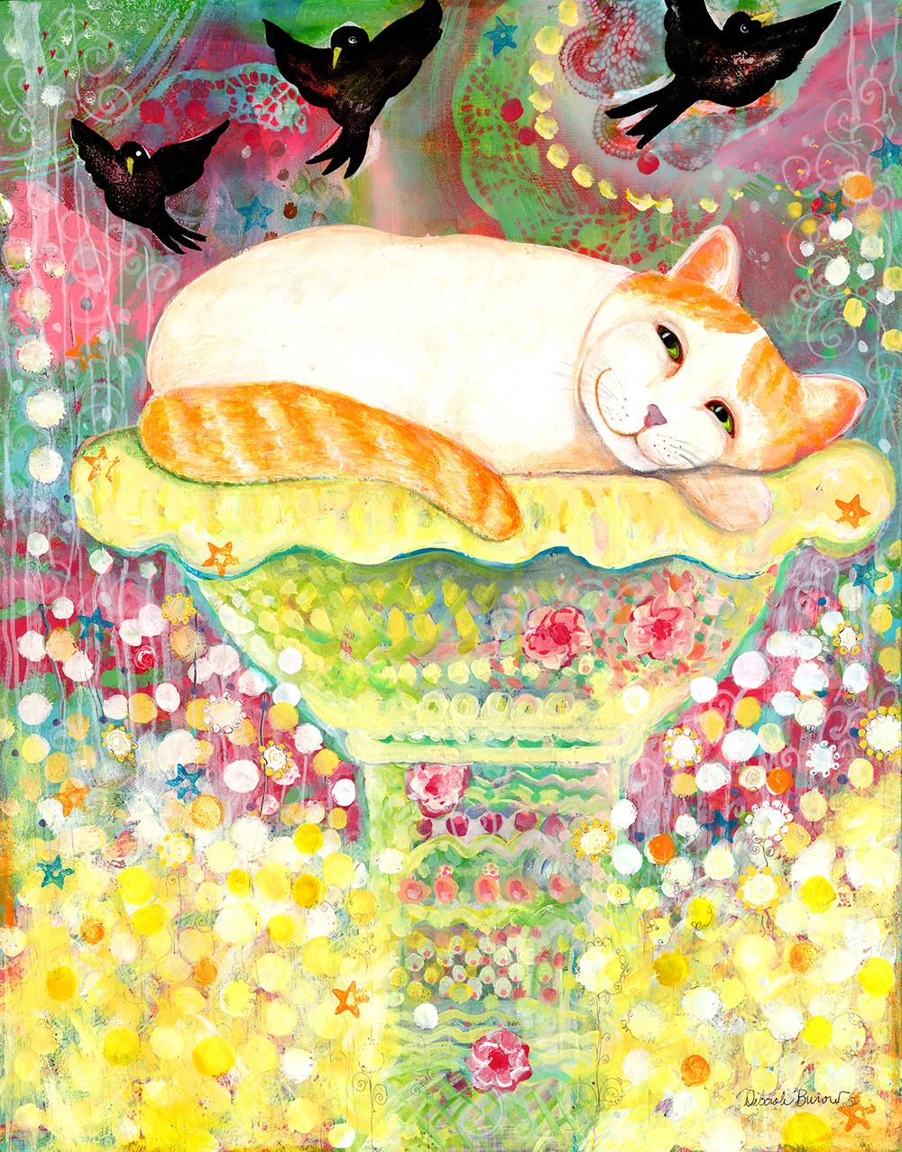 Catbird Dreamin'