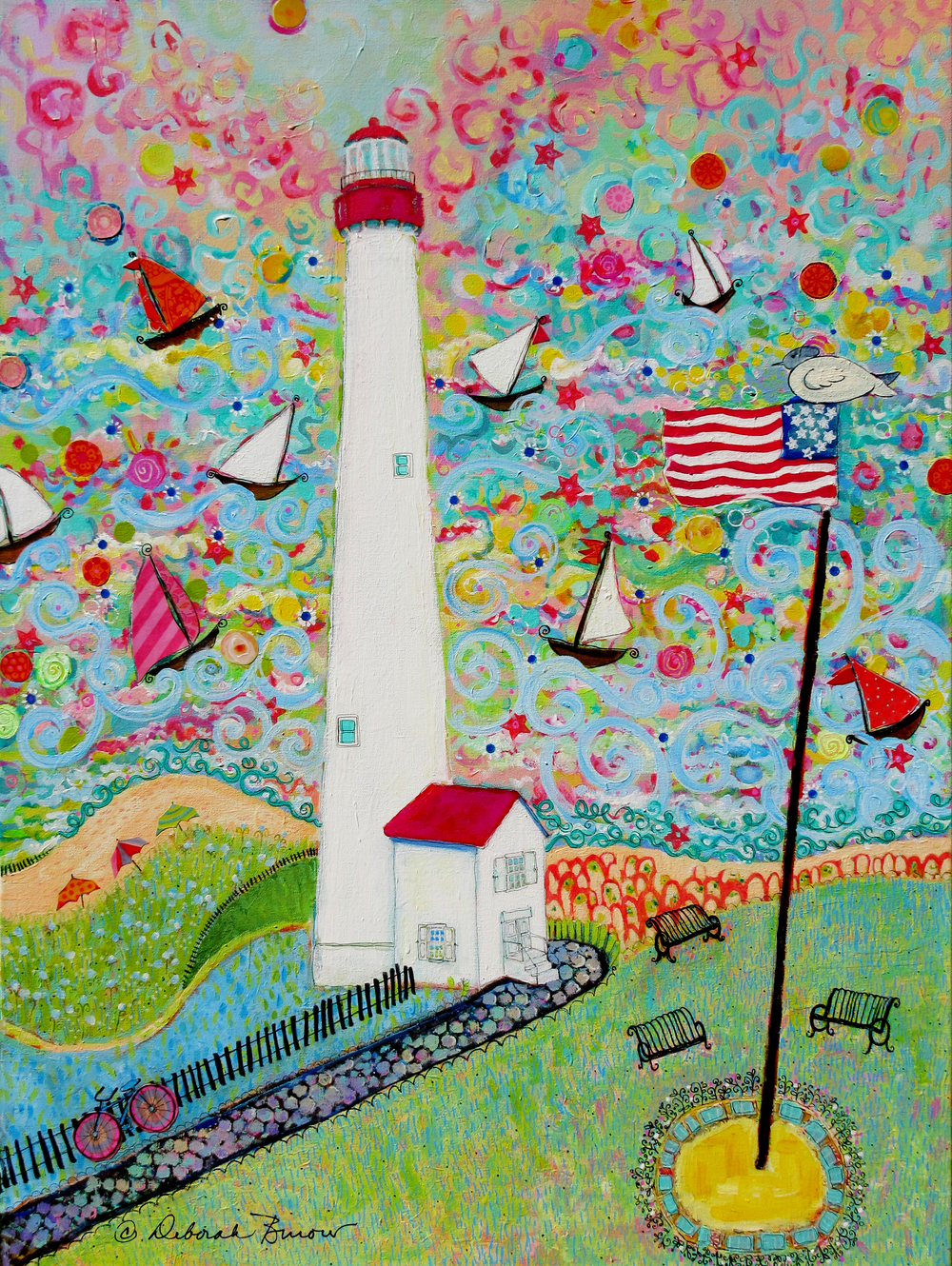 Cape May Point Lighthouse Magic