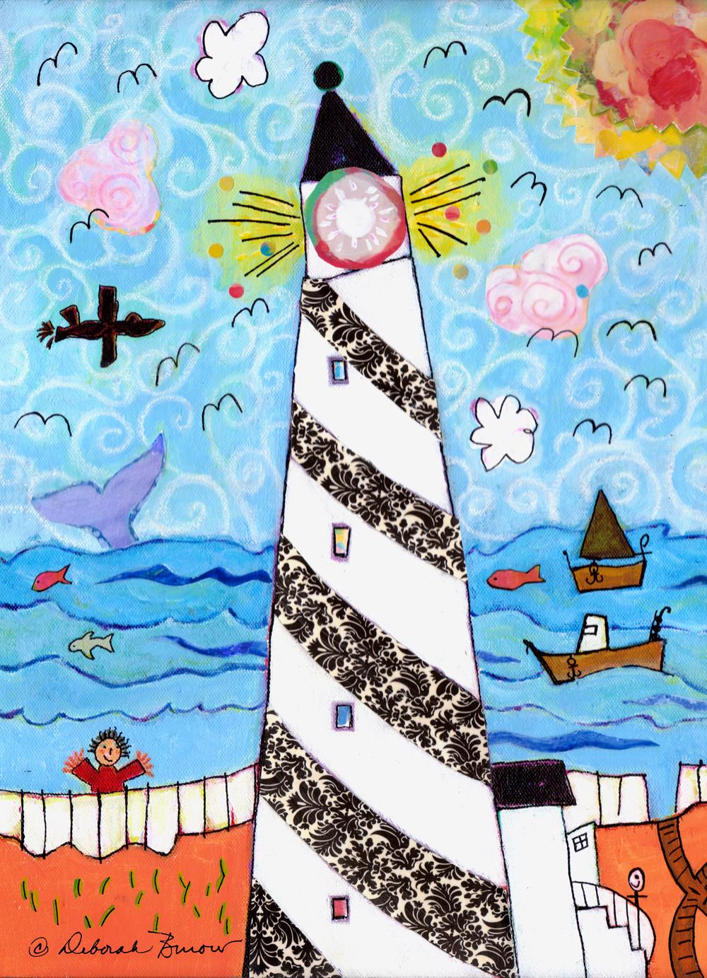 Ben 'n' Me - Lighthouse