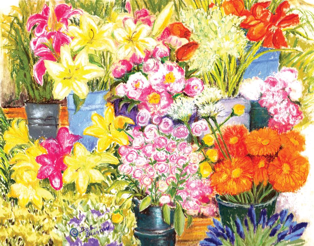 Flower Stand