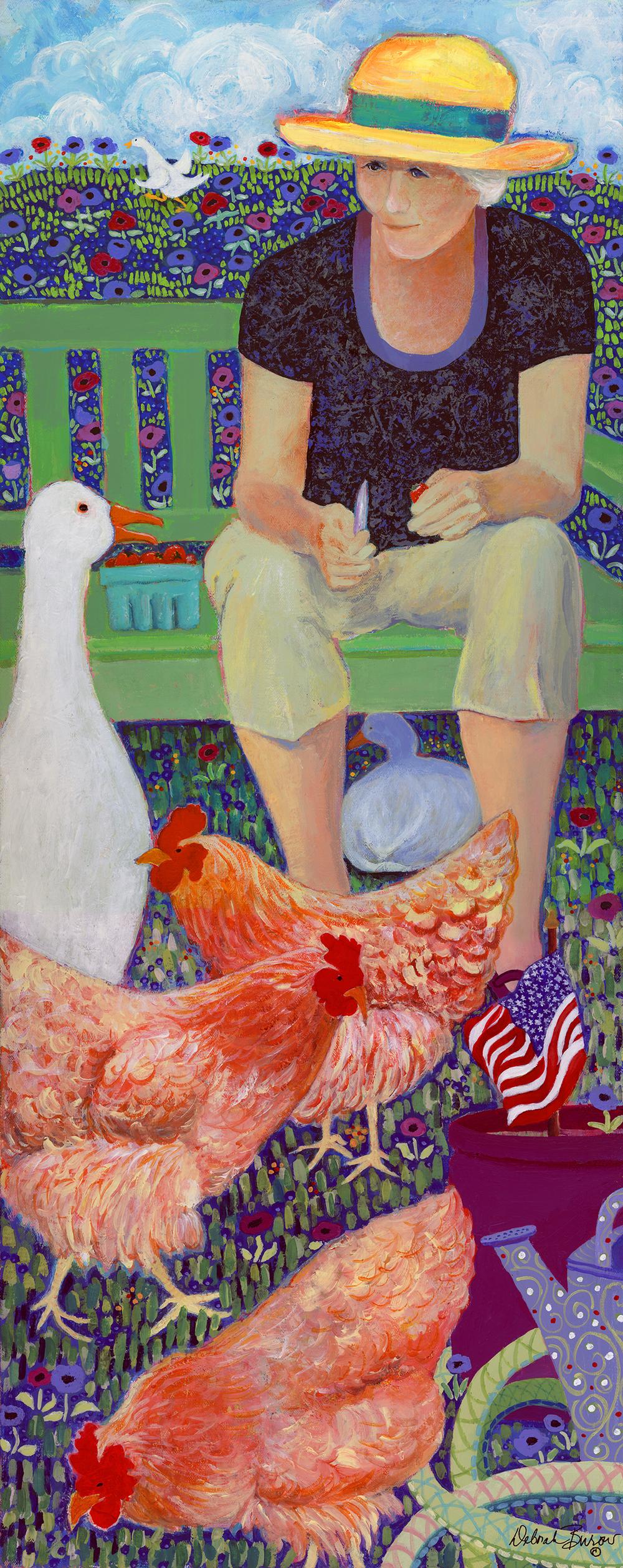 Anne's Chickens