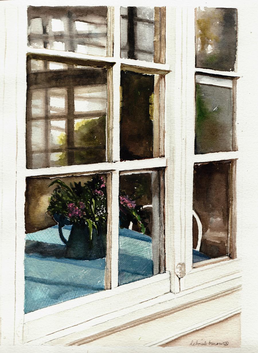 Inn Window