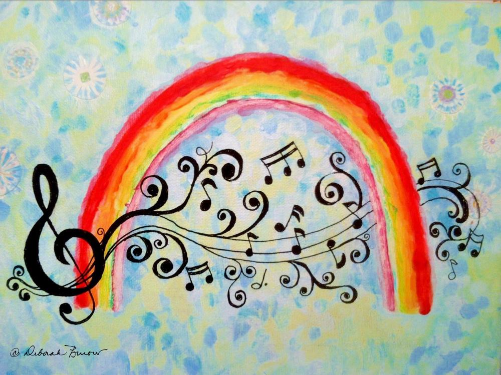 Rainbow Sings