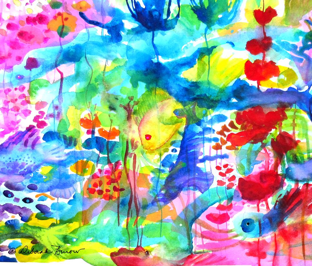 Fantasy - Bright Stuff Under the Sea
