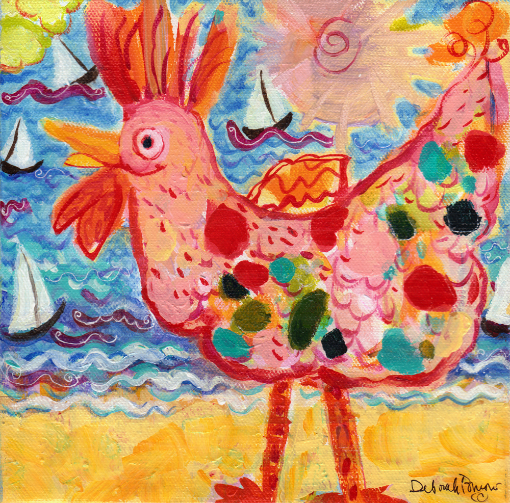 Chicken of the Sea #2