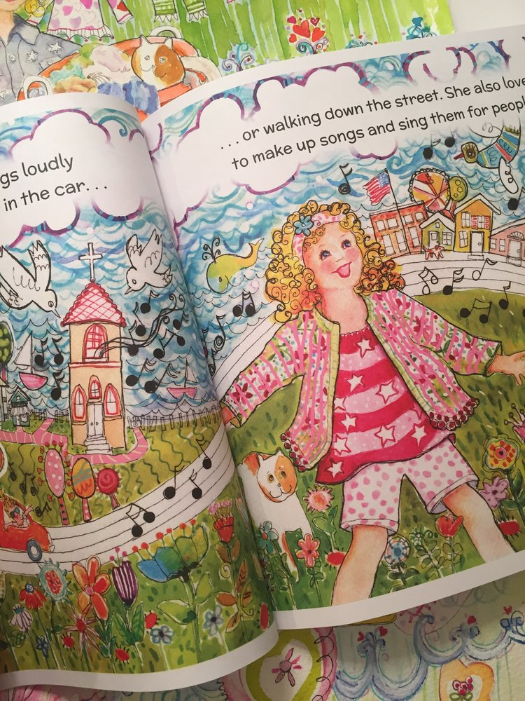 New Book Out What Makes Gladys Special Illustrated By Deb Burow