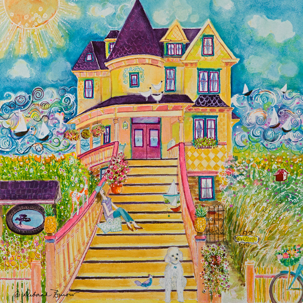 Yellow Dog House
