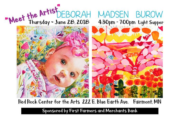 Events Deborah Burow Art