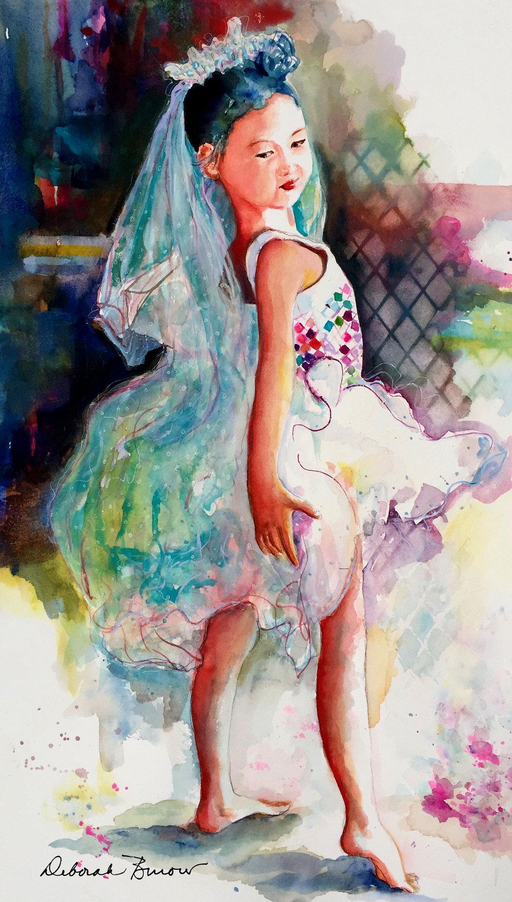 Ava Ballerina Full