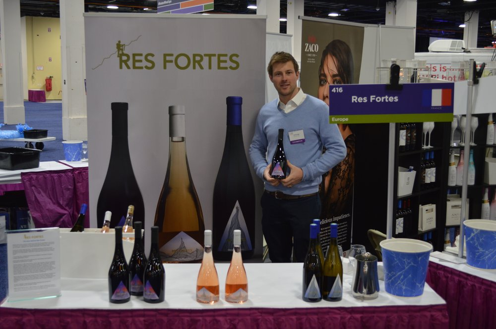 Show Time at the Boston Wine Expo