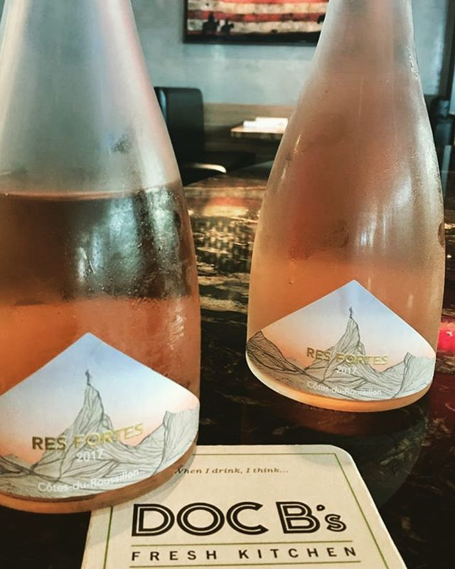 Great to see my Rosè on by the glass @docbsrestaurant in Fort Worth Texas. Looking forward meeting everyone in June. Thank you Gretchen for taking this pic. . . . . #food #wine #rose #texas #mountains #usa #vines #vino #resturants #winetasting #winenight #winelover #winery #winesofinstagram #winewankers #wines #foodie #flag #america