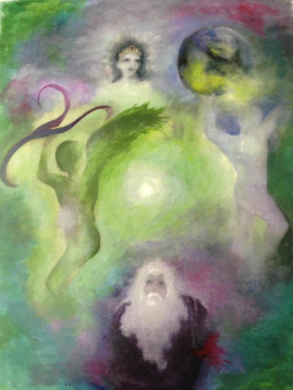 Wholeness II
