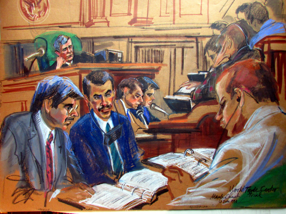 World Trade Center Trial 1995