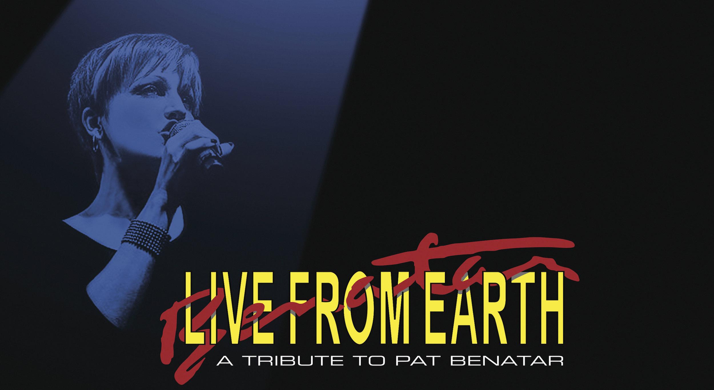 Pat Benatar Live From Earth