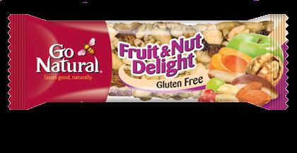 Go Natural Muesli Bar