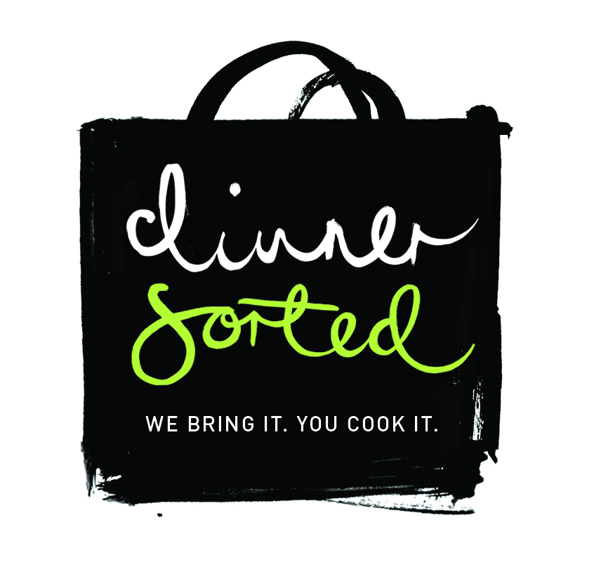 Dinner Sorted is a home delivery service that provides all of the ingredients and recipes for you to do the cooking. Many of my recipes feature in their weekly menus.