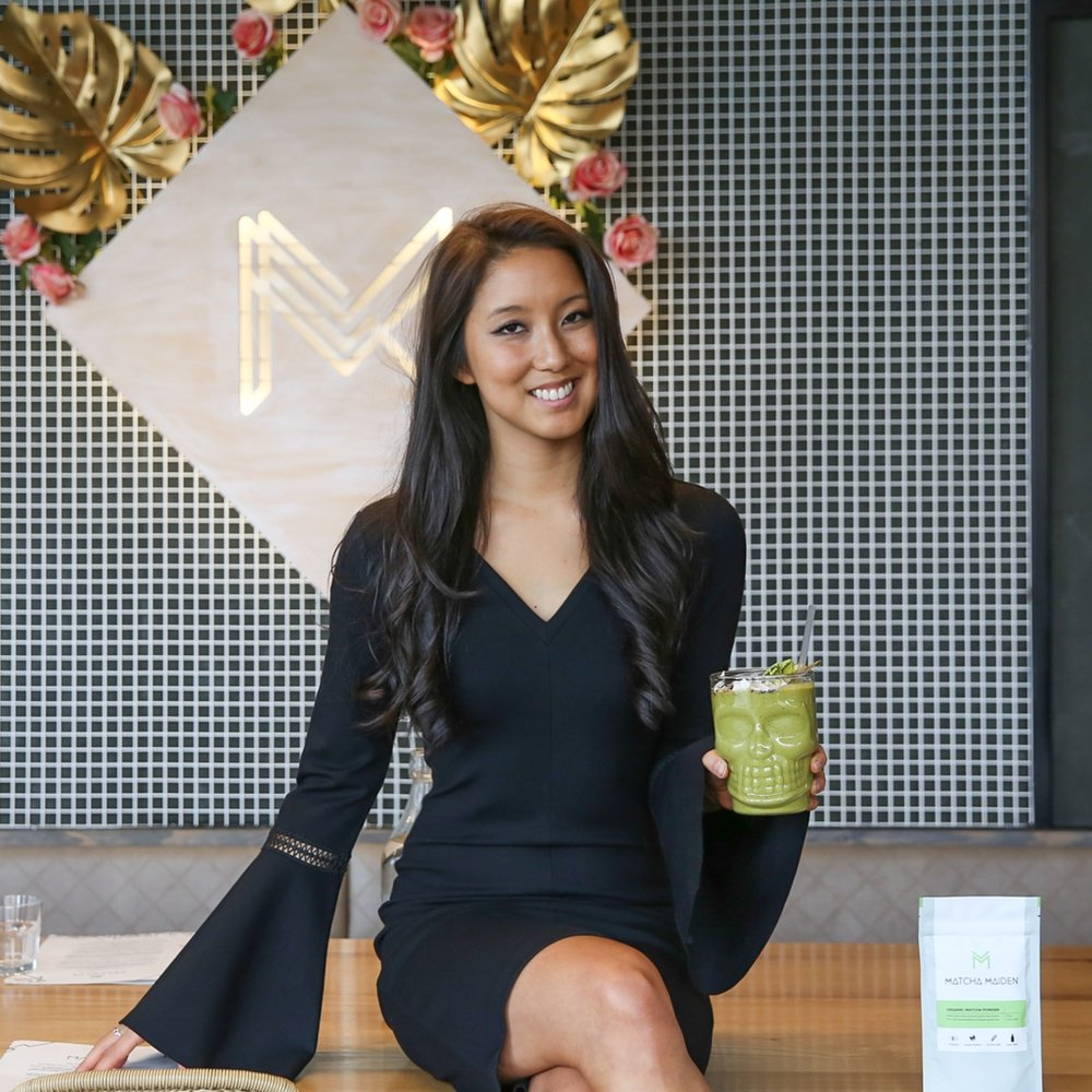 Sarah Holloway - Founder of Matcha Maiden & Matcha MylkbarFind her on insta @spoonful _of _sarah