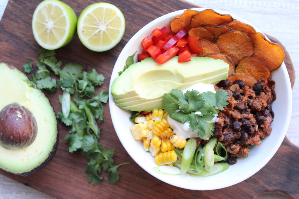 MEXICAN BOWL
