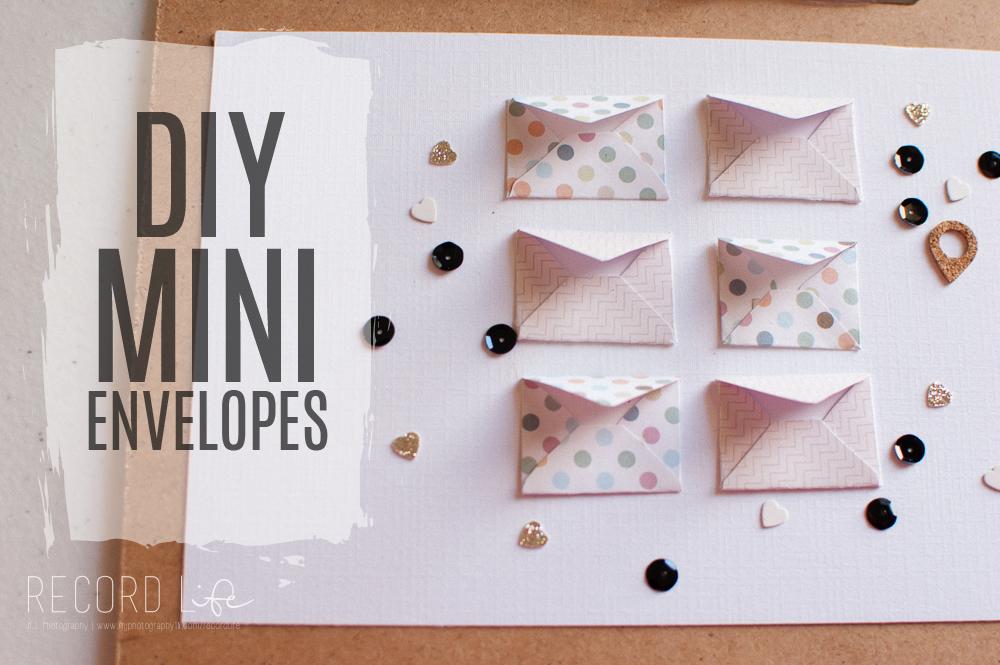 mini envelope tutorial diy crafts turquoise avenue. Black Bedroom Furniture Sets. Home Design Ideas
